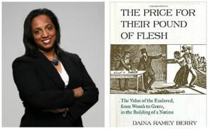Dr. Daina Ramey Berry, KBOO, radio interview