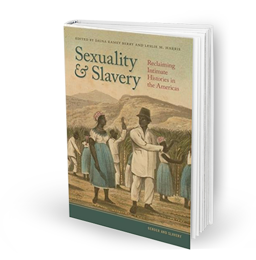 Dr. Daina Ramey Berry, Sexuality and Slavery